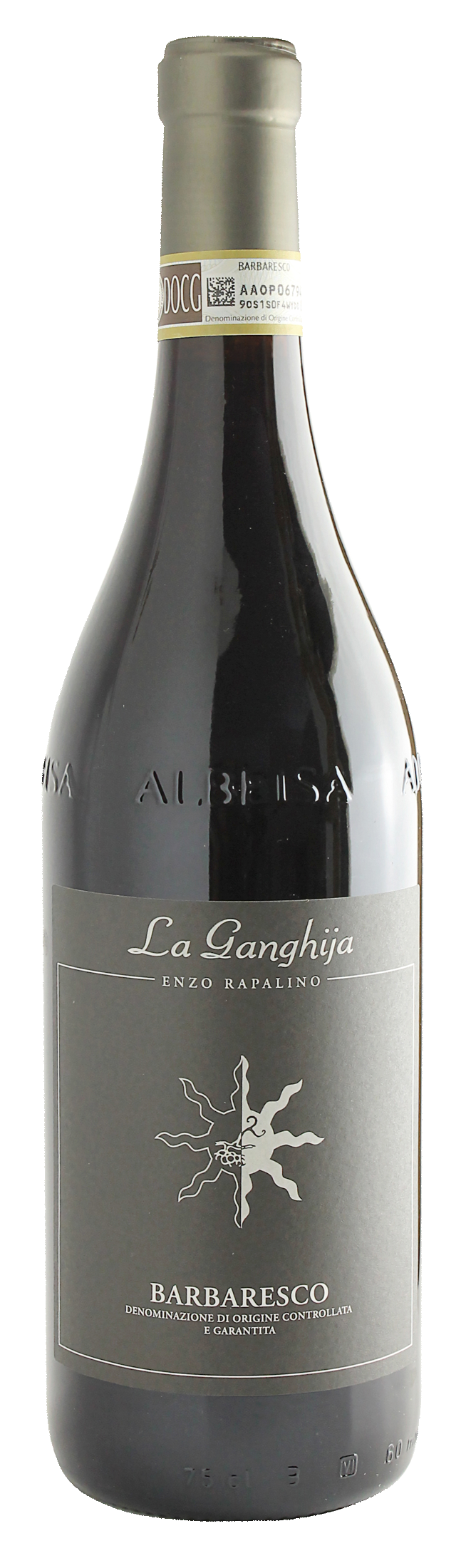 La Ganghija Barbaresco DOCG 75cl